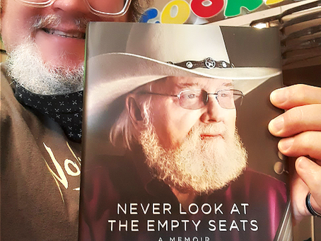 Bosslight Auction: Signed Charlie Daniels Memoir