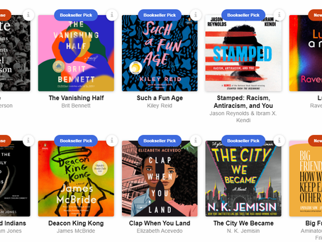 Audiobooks: Black, Indigenous and People of Color