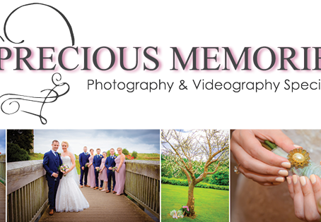 What makes Precious Memories different than other wedding photographers and videographers?