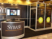 Tradeshow booth exhibit