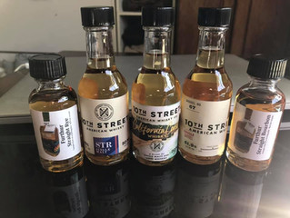 American Craft Whiskies: A Virtual Tasting Experience