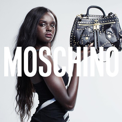 Moschino B-Pocket bag Fall Winter 2017