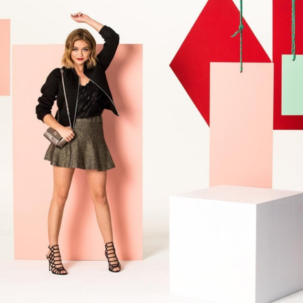 Candie's x Refinery29 Holiday 2016