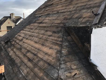 Roof strip