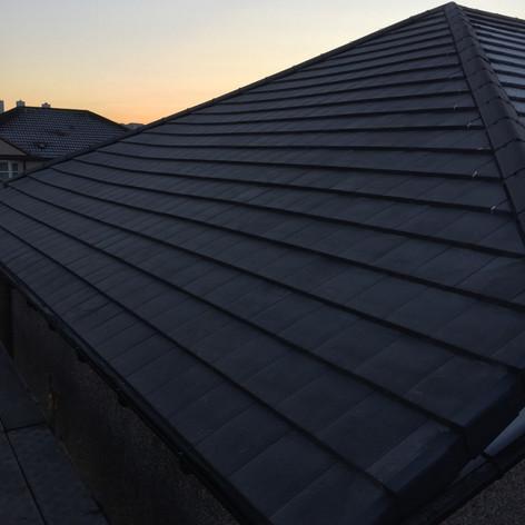 Re roof Rutherglen