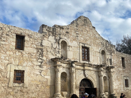 """Alamo """"Twofer"""""""