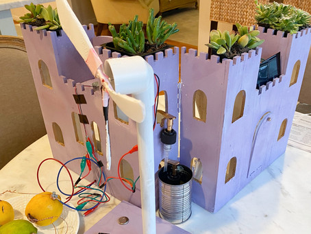 The Future of Powering Castles