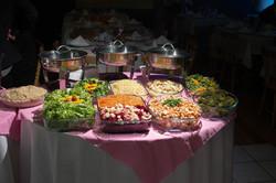 Buffet para festas