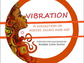 Vibration: a Collection of Poetry, Essays and Art