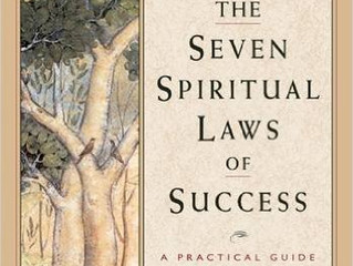 Book Review: The Seven Spiritual Laws of Success by Deepak Chopra