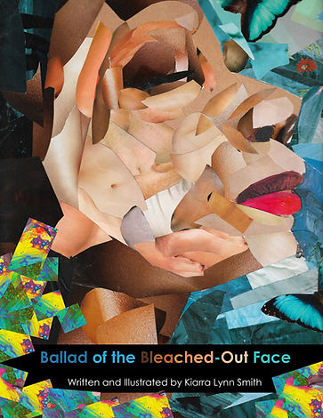 The Bleached Out Faced Cover shrunken do