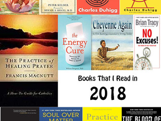 Books I Read in 2018