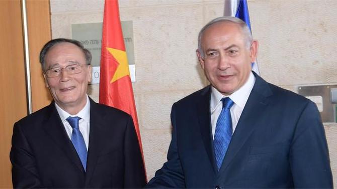 """דו""""ח פינטק, פרק 2, בלוקצ'יין ישראל סין"""