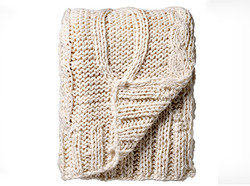 Knitted Pläd