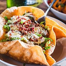 ensalada crunchy césar