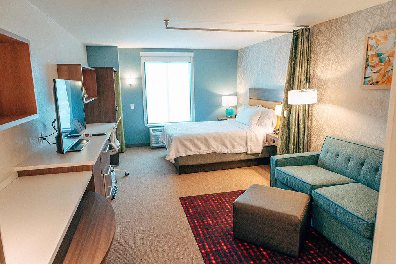 Home2 Beaufort- Suite