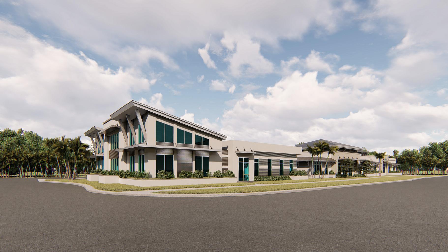 Bluffton Centre Conceptual Design