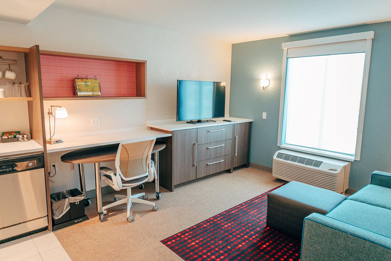 Home 2 Beaufort - Suite