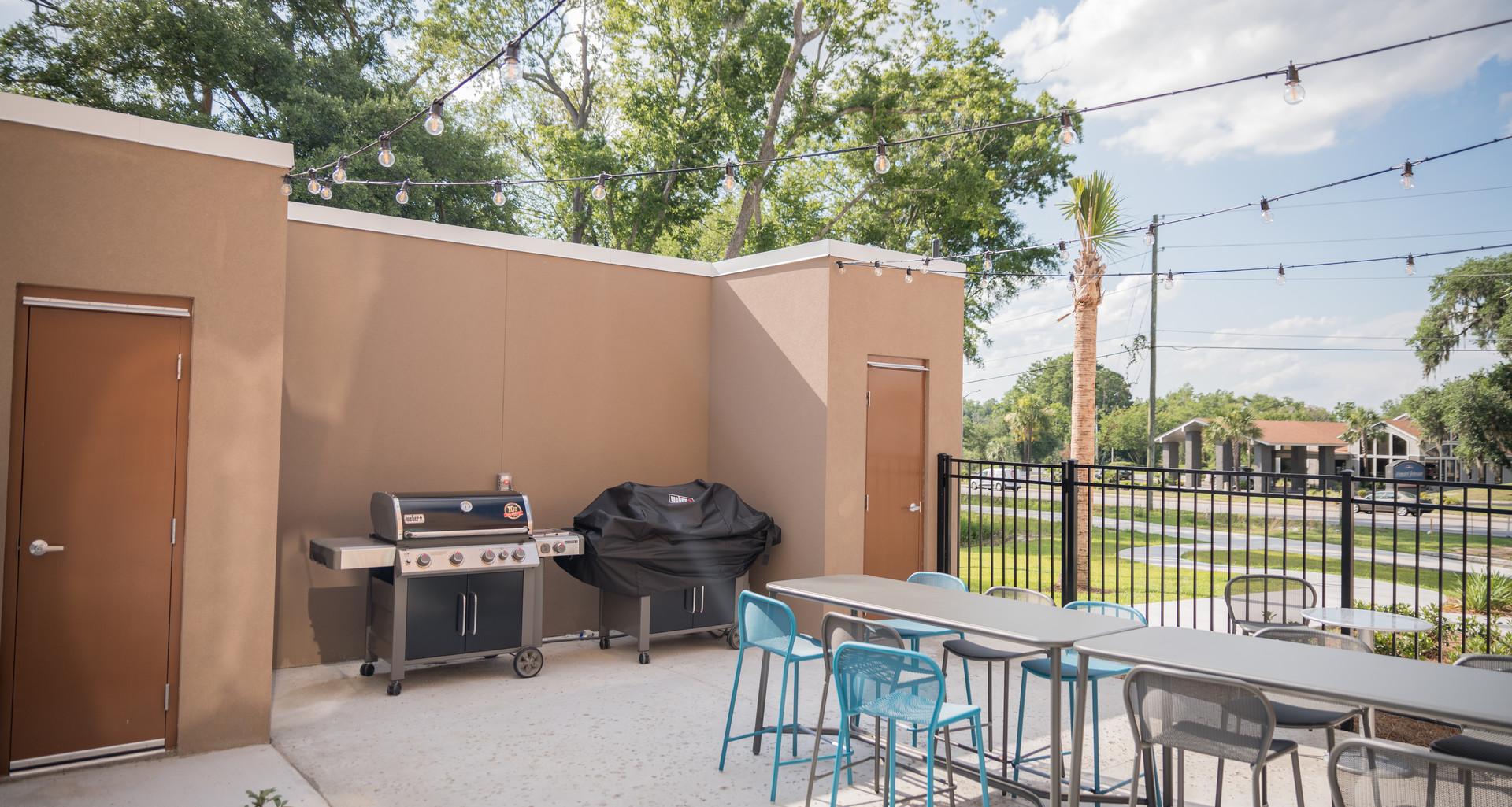 Home2 Beaufort - Outdoor Area