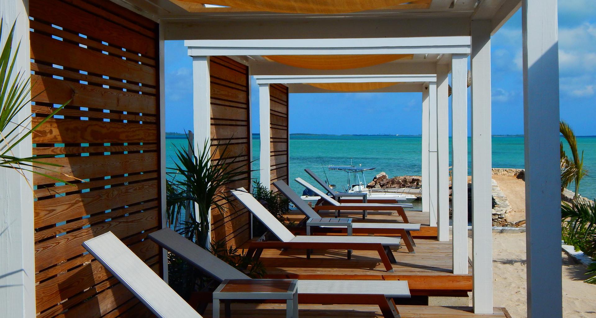 STAR Island Bahamas - Beach Gazebos