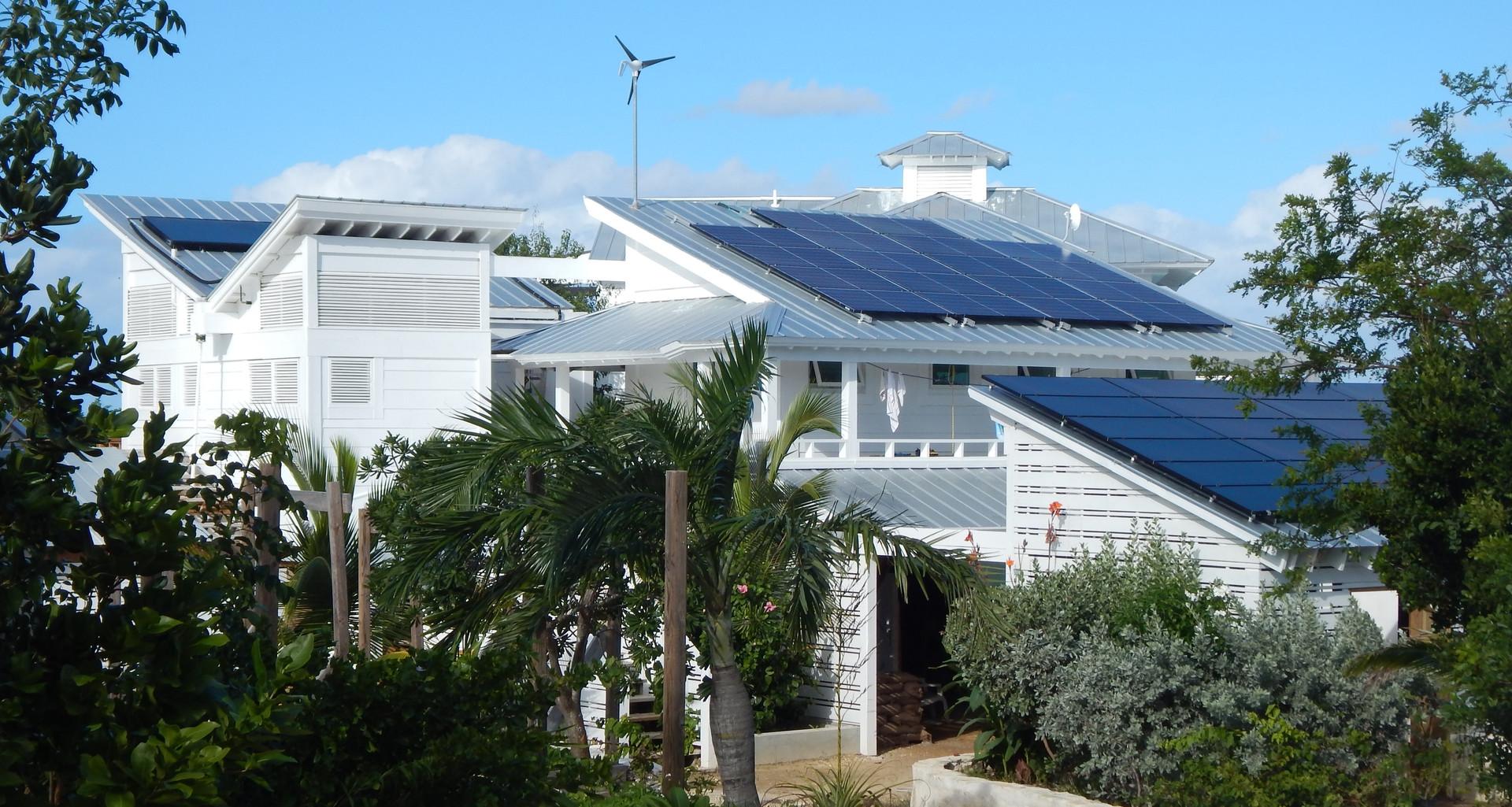 STAR Island Solar Power Array