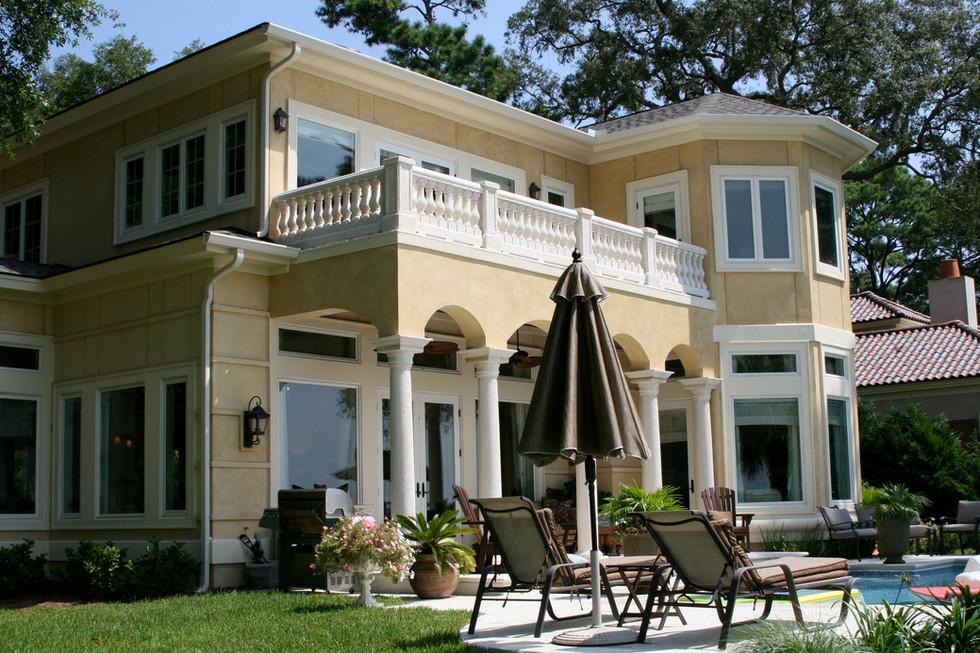 Burke Residence