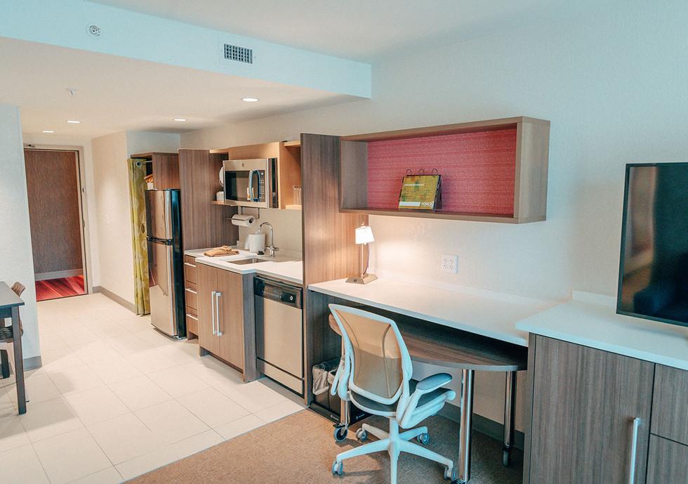 Home2 Beaufort - Suite