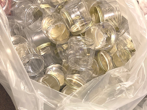WHOLESALE JARS WITH LIDS