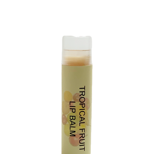 TROPICAL FRUIT LIP BALM