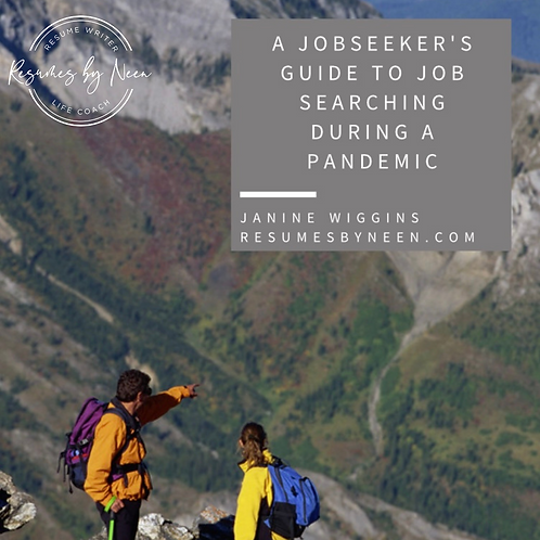 A Job Seeker's Guide to Job Searching During a Pandemic