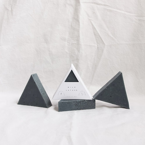 wild lather triangle soap hong kong