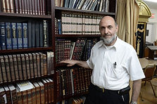 Rabbi Hoffman kidney donation NY Daily N