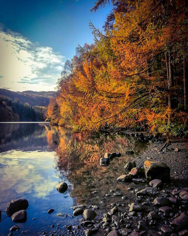 River Tummel, Pitlochry, Scotland