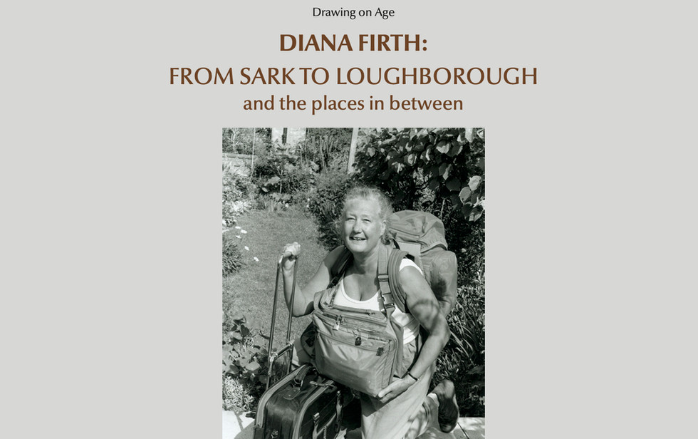 DIANA FIRTH_ from SARK to LOUGHBOROUGH a