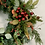 Thumbnail: Holiday Winter Pine Wreath