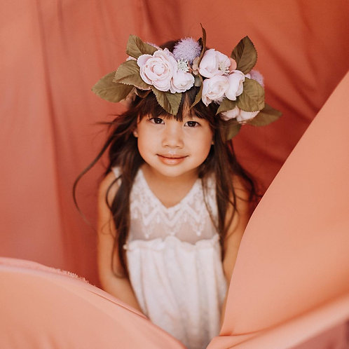 Ella's Floral Crown