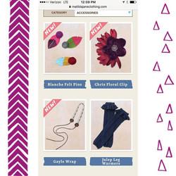 Freelance for Matilda Jane Clothing