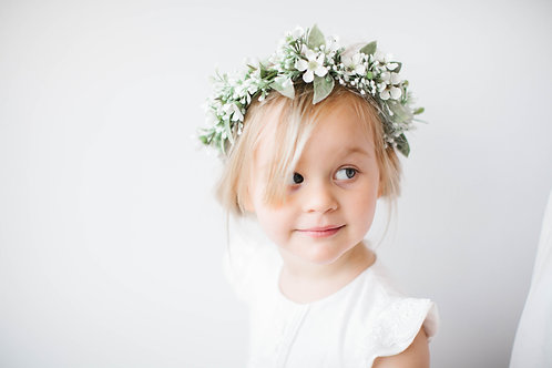 The Matilda Floral Crown