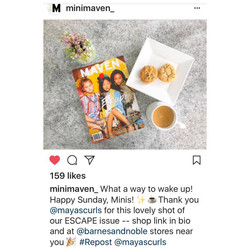MiniMaven ~ The Escape Issue ~ SS17