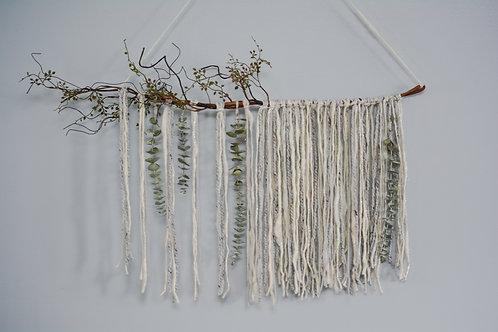 Eucalyptus Branch Wall Hanging