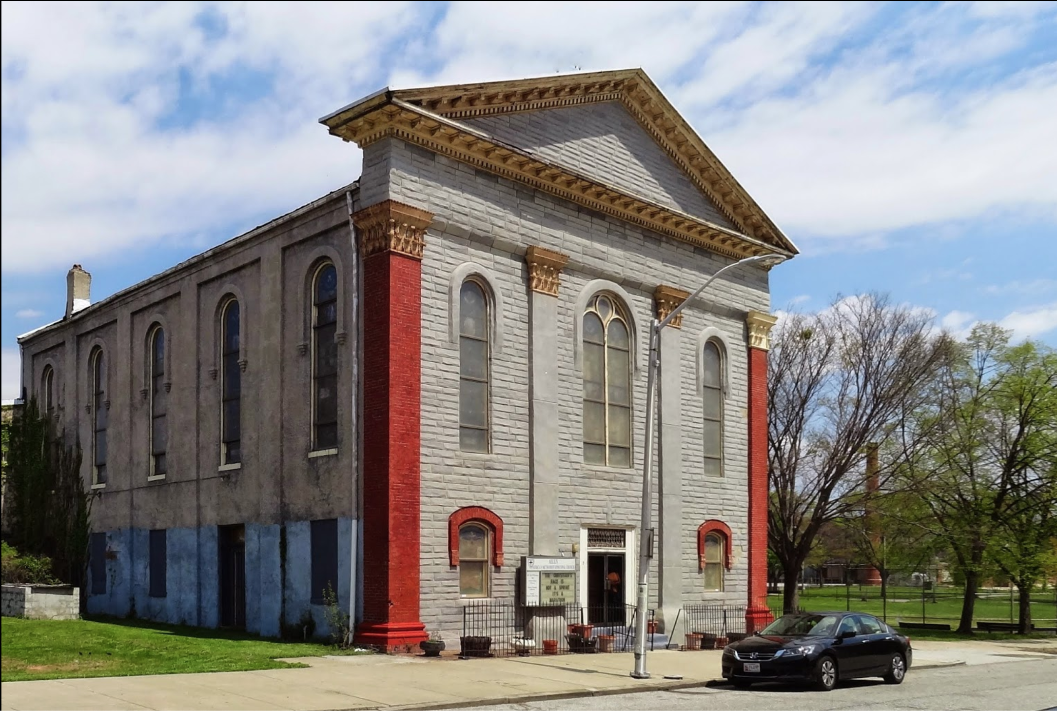 Allen AME Church building