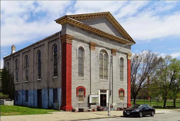 Allen AME Building