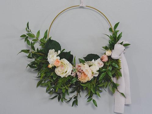 "Design your own 18"" Modern Wreath"