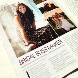 Ghinda Bridal Editorial