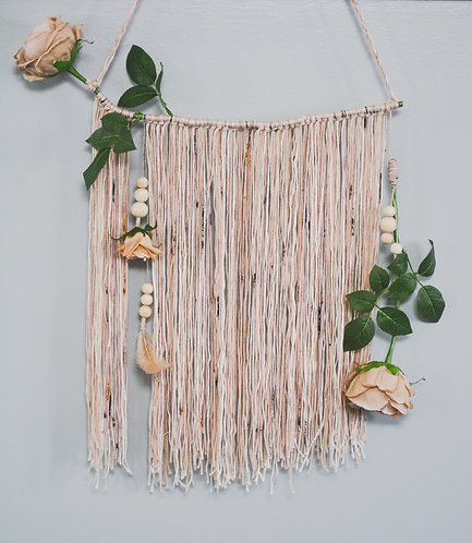 The Desert Rose Wall Hanging