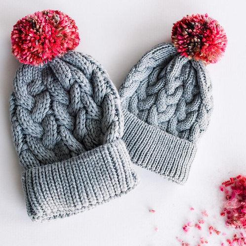 Valentine/Buckeye LOVE Winter POM