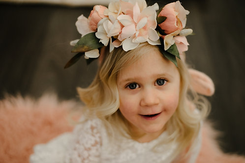 The Sweet Magnolia Crown