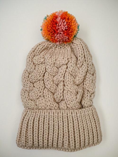 Size 4yr-Adult SpringFETTI Pom Hat
