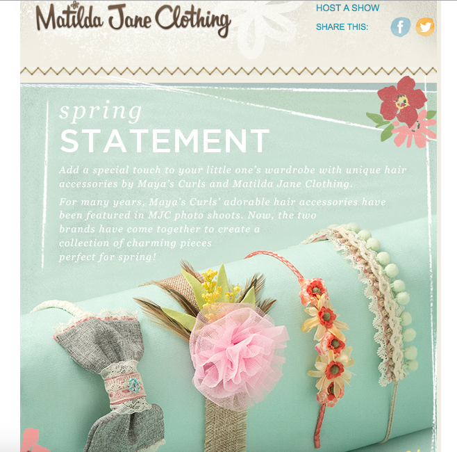 Freelance for Matilda Jane Clothing