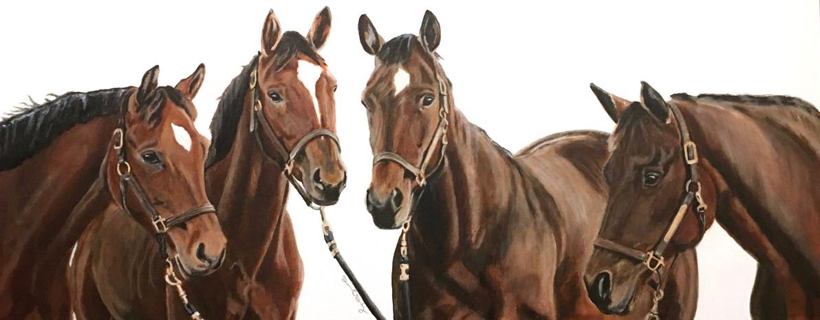 equine-horse-portrait-painting-photo-rea